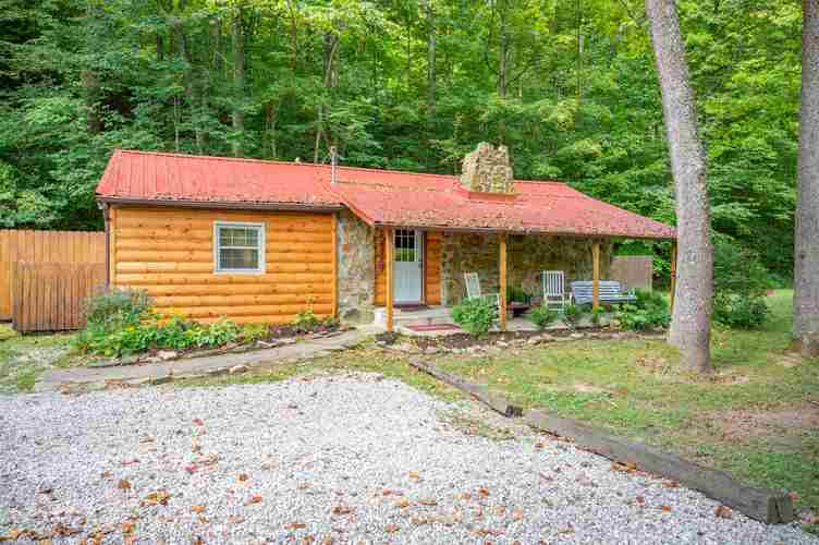3346  STATE ROAD 135 S Road Nashville, IN 47448-9064 | MLS 201935799