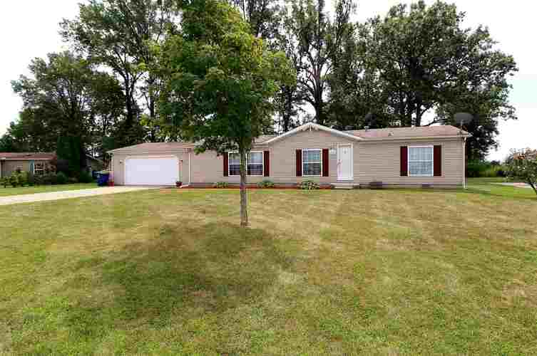 201  Cypress Court Marion, IN 46953 | MLS 201935906