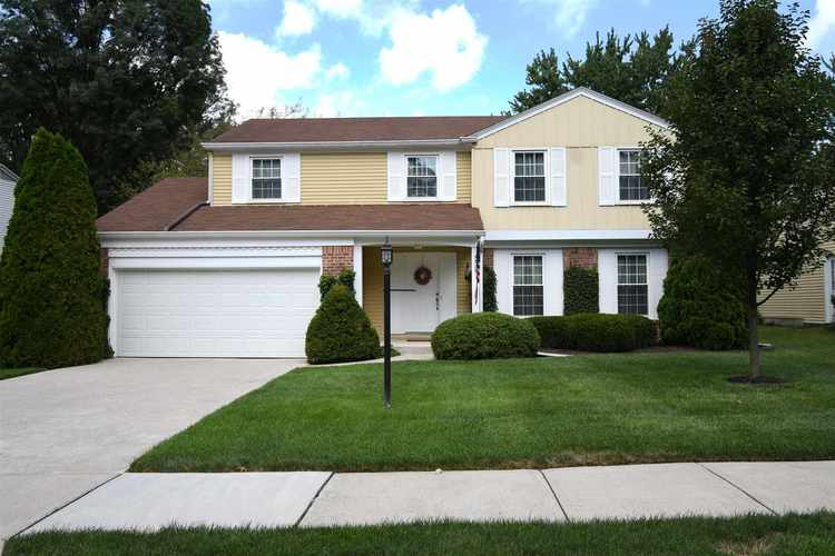 5323  Ivy Point Place Fort Wayne, IN 46835-2364 | MLS 201936268