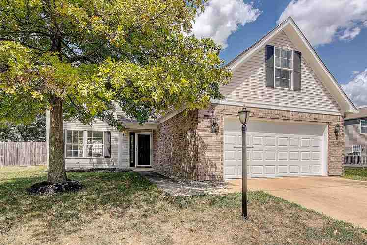 5831  Tybalt Lane Indianapolis, IN 46254-5150 | MLS 201936357