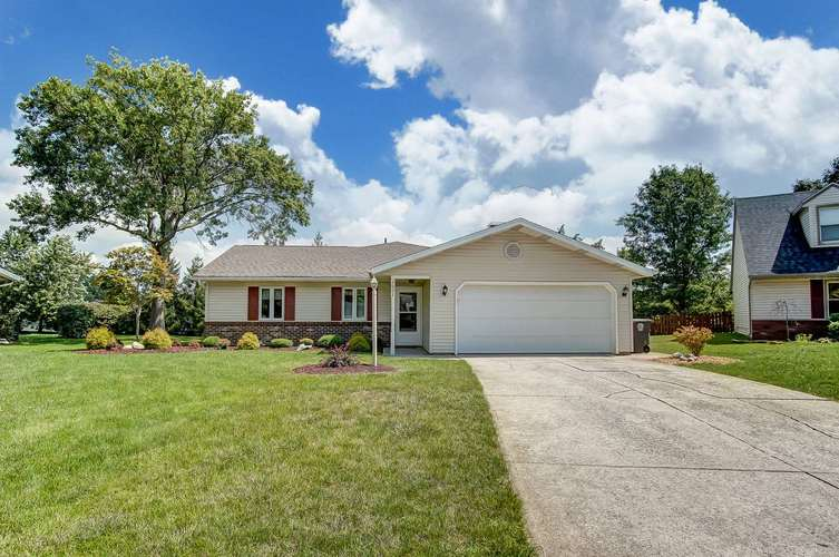 3002  Bracebridge Place Fort Wayne, IN 46815 | MLS 201936692
