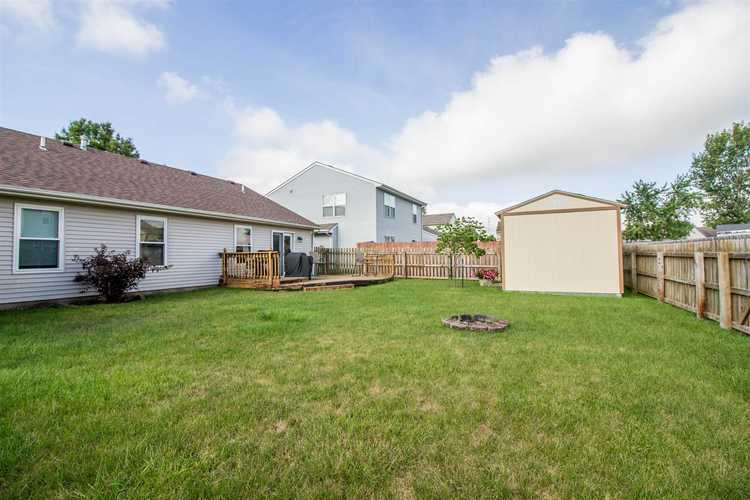 1604 Brittany Cove Fort Wayne, IN 46845-9558   MLS 201936838   photo 27