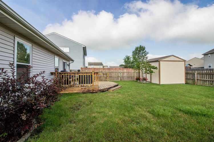 1604 Brittany Cove Fort Wayne, IN 46845-9558   MLS 201936838   photo 28