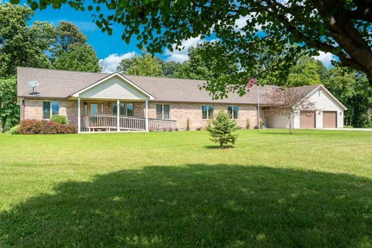 13000 E Stanley Road Selma, IN 47383 | MLS 201936901
