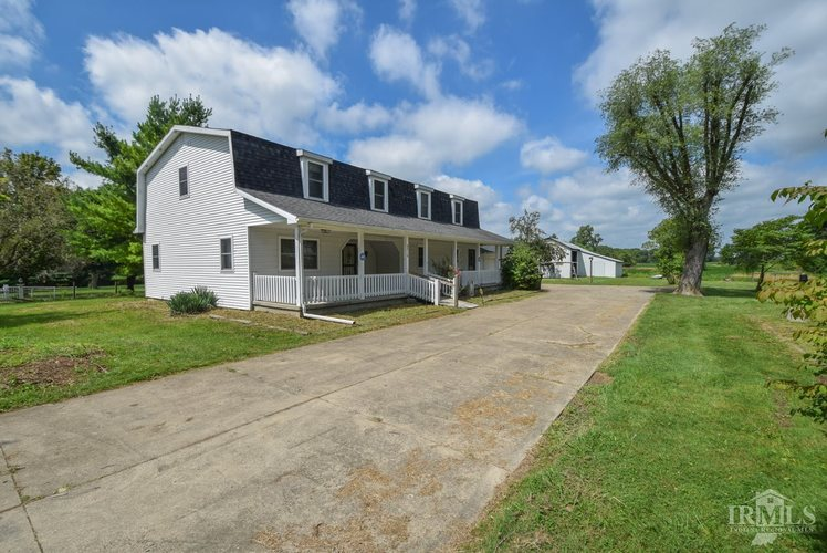 5310 W County Road 400 N  Muncie, IN 47304 | MLS 201936911