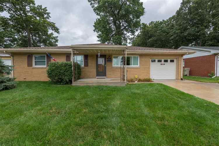 3633 Ardmore Trail South Bend IN 46628-1305   MLS 201937790   photo 1