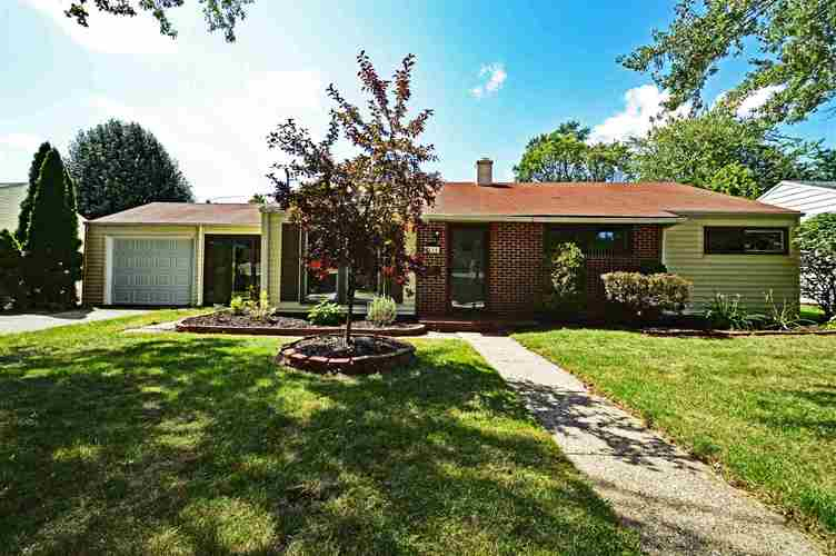 4114  Wenonah Lane Fort Wayne, IN 46809 | MLS 201937896