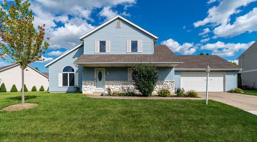 4015  Willow Bay Drive New Haven, IN 46774-2812 | MLS 201938197