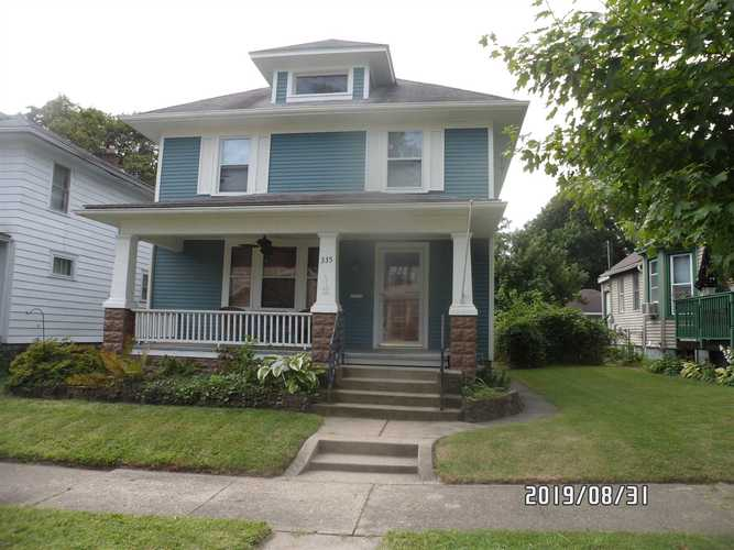 335 Kinnaird Street Fort Wayne IN 46807 | MLS 201938386 | photo 1