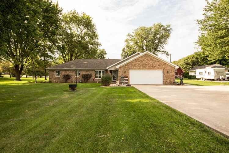 2969 E State Road 32  Crawfordsville, IN 47933 | MLS 201938416