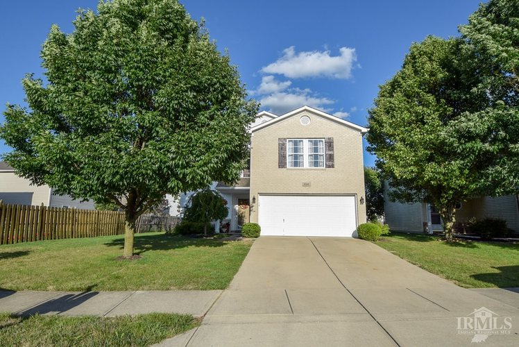 8348 S Shady Trail Drive S Pendleton, IN 46064   MLS 201938526   photo 1