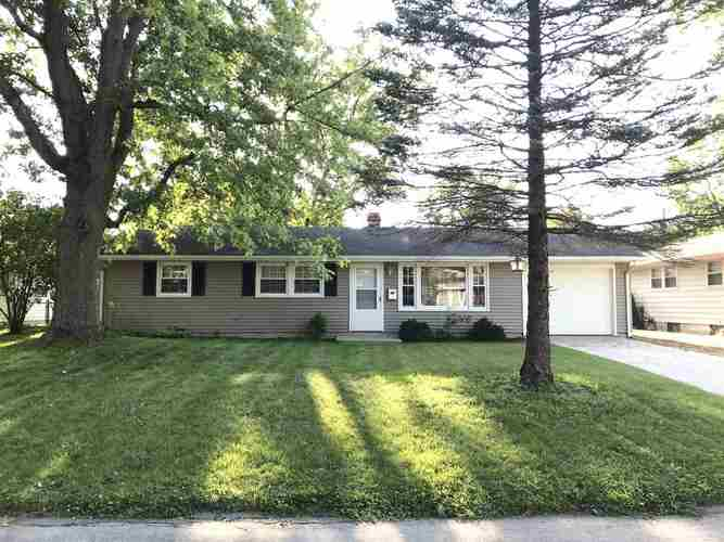 310 Tanglewood Drive New Haven, IN 46774   MLS 201938618   photo 1