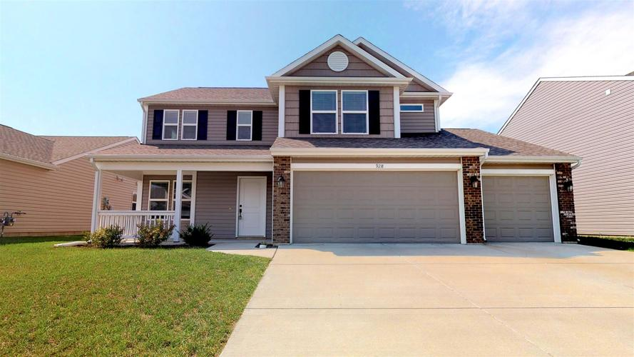 928  Clydesdale Drive Lafayette, IN 47905 | MLS 201938775