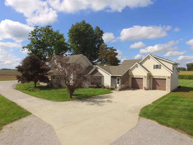 417 E 200 S Road Bluffton, IN 46714 | MLS 201939029