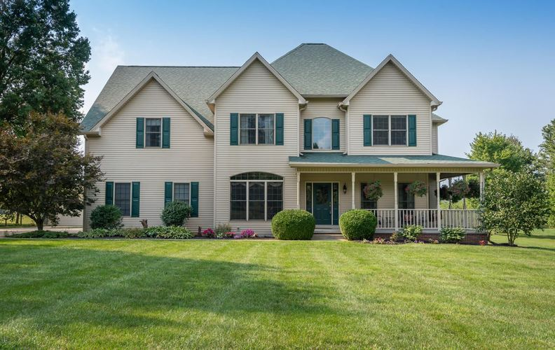 9880 S Tailwater Drive Bloomington IN 47401 | MLS 201939534 | photo 1