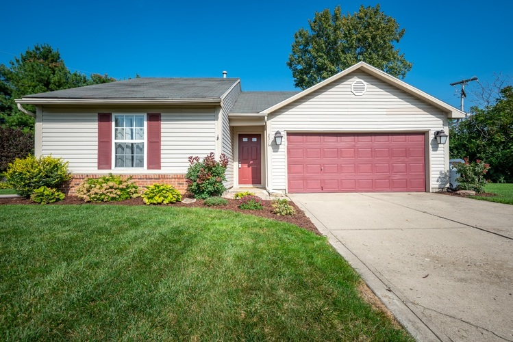 2516 Palomino Court Anderson, IN 46012   MLS 201939538   photo 1