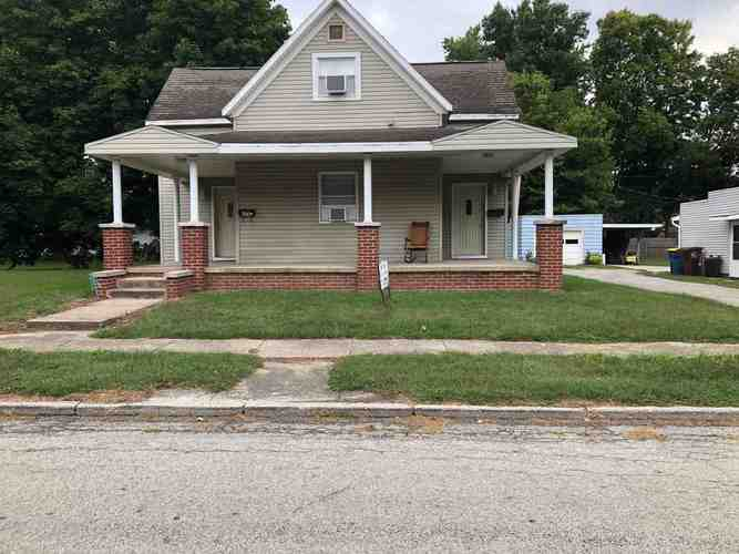 604 E 9th Street North Manchester, IN 46962 | MLS 201939615