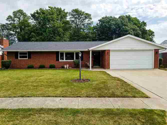 803 Wedgewood Drive Winchester, IN 47394   MLS 201939838   photo 1