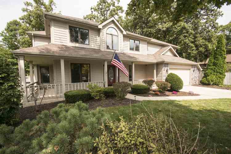 6719 Tennyson Place Fort Wayne, IN 46835   MLS 201939903   photo 1