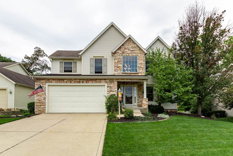 53157  Turning Leaf Drive South Bend, IN 46628 | MLS 201939952