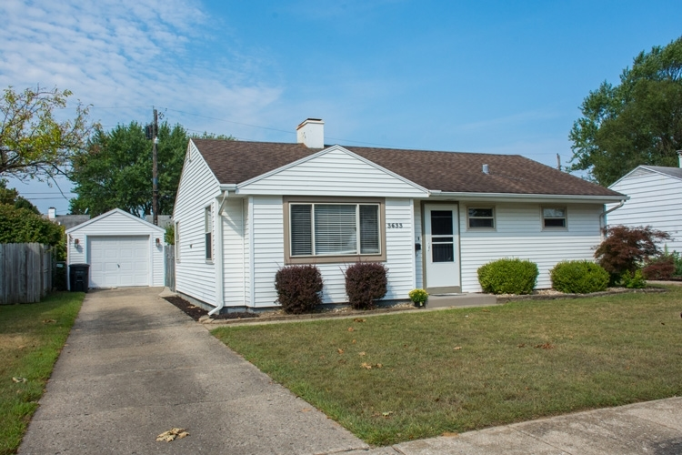 3633  Whitcomb Avenue South Bend, IN 46614-1843 | MLS 201940164