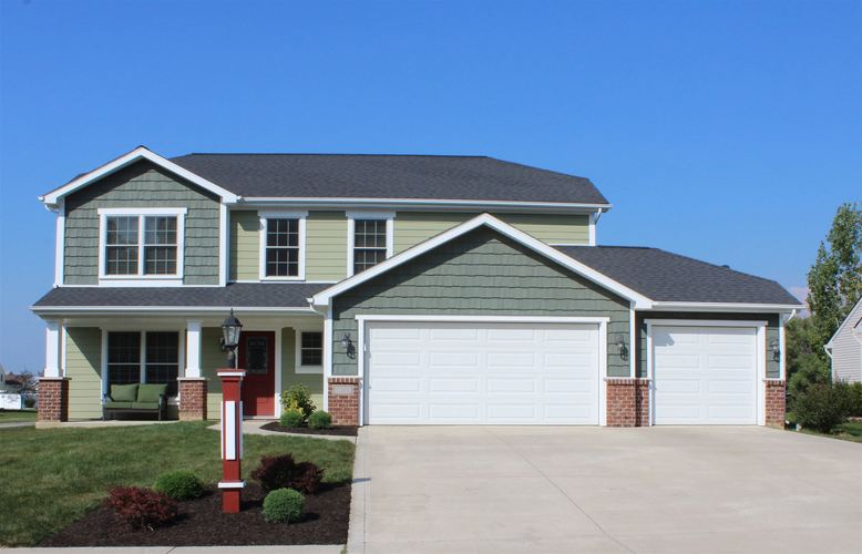13205  Winding Vine Run Fort Wayne, IN 46845-8711 | MLS 201940442