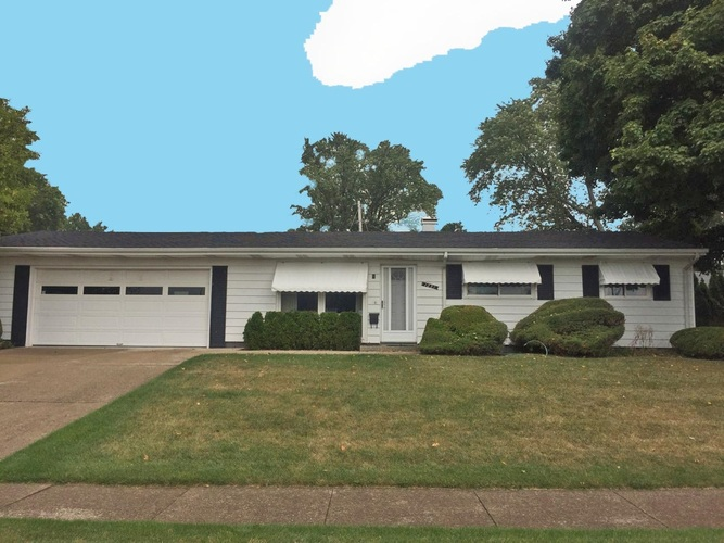 1235  Catherwood Dr Drive South Bend, IN 46614 | MLS 201940521