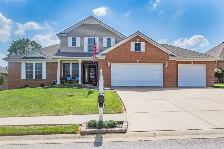 2921 Langston Drive Evansville, IN 47725 | MLS 201940556 | photo 1
