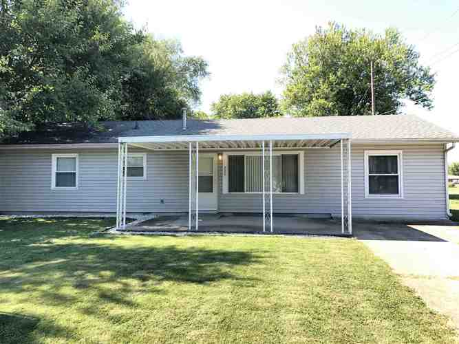 220 N Greeley Street Mulberry, IN 46058 | MLS 201940682