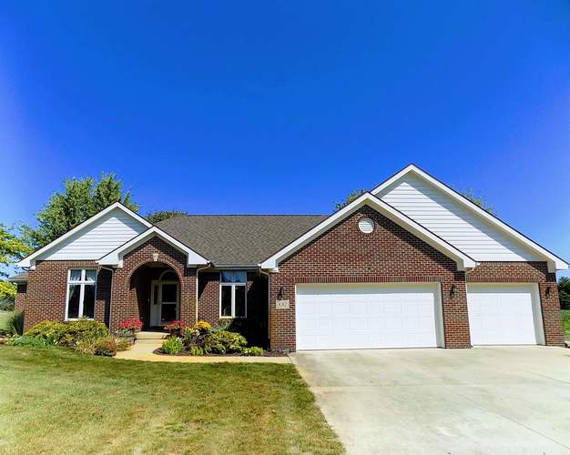 1012 WINDY HILL Road Russiaville, IN 46979 | MLS 201941397 | photo 1