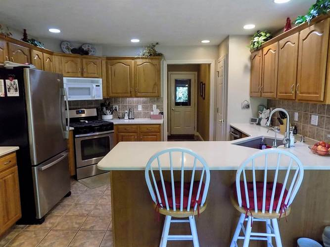 1012 WINDY HILL Road Russiaville, IN 46979 | MLS 201941397 | photo 19