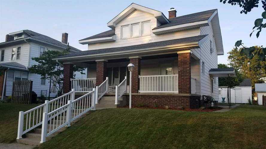 1426 E Sycamore Street Vincennes, IN 47591 | MLS 201941430