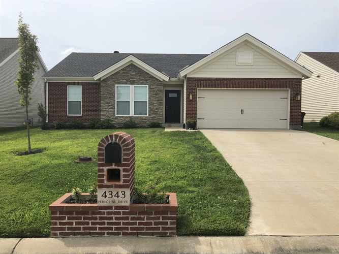 4343 Peregrine Drive Evansville, IN 47725 | MLS 201941596 | photo 1