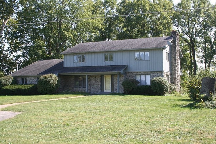1711 S COUNTY ROAD 180 E  Frankfort, IN 46041-8647 | MLS 201941832