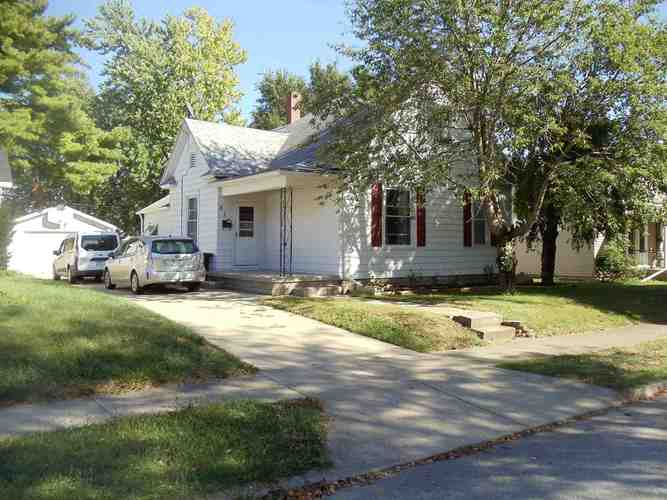 317 S 27th St Avenue Lafayette, IN 47904 | MLS 201941861
