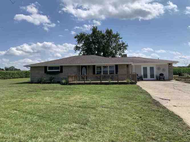 5801 E Centennial Road Muncie, IN 47303 | MLS 201942002