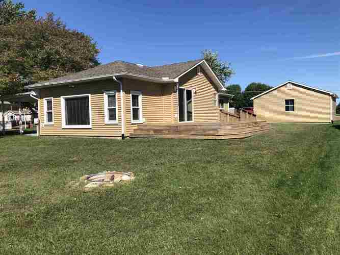 5753 N Lake Rd 51 W  Monticello, IN 47960 | MLS 201942286
