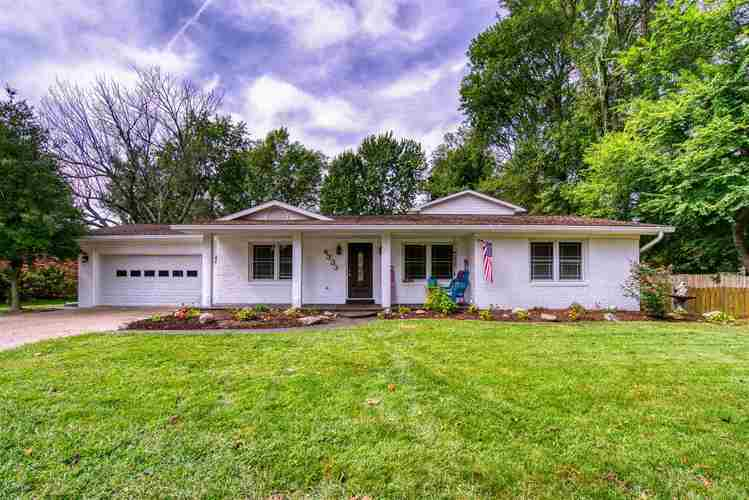 4333 E Birch Drive Newburgh, IN 47630 | MLS 201942306