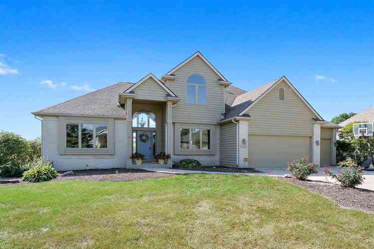 11415  Chestnut Ridge Drive Fort Wayne, IN 46814 | MLS 201942716