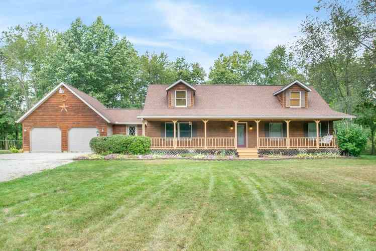6312 W 100 North  Warsaw, IN 46580 | MLS 201942801