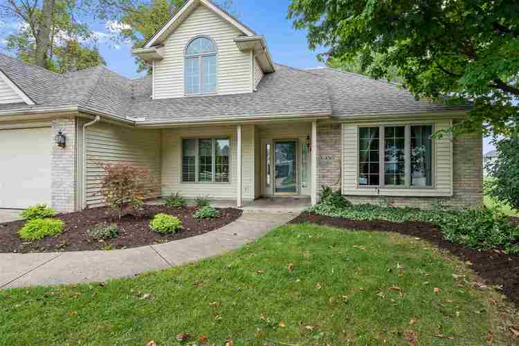 6436  Cathedral Oaks Place Fort Wayne, IN 46835 | MLS 201942827