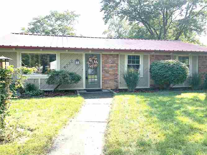 4732  Beechcrest Drive Fort Wayne, IN 46835-4010 | MLS 201942892