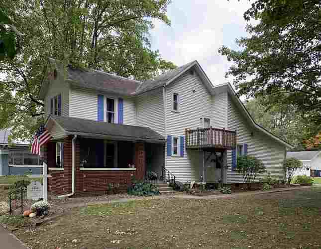 204 W Second Street North Manchester, IN 46962 | MLS 201943149