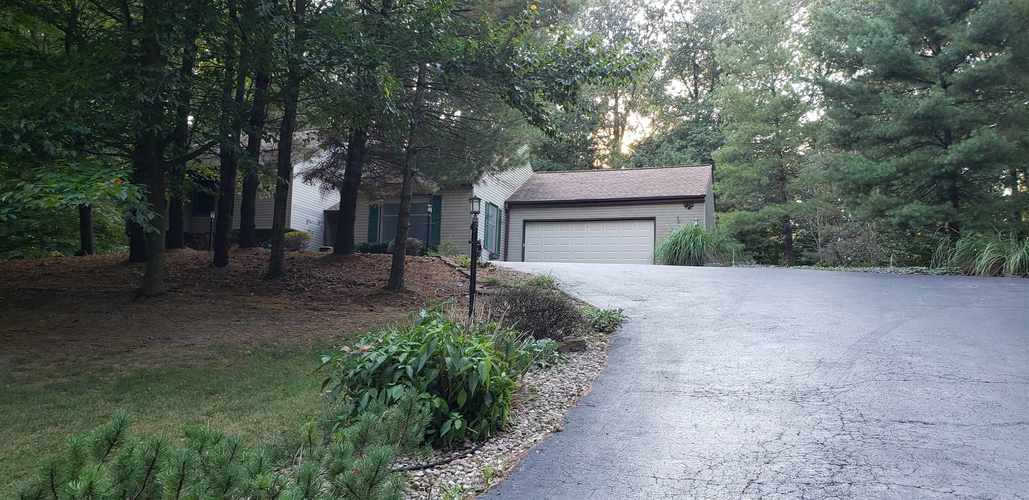 1506 S State Road 45 Road Springville, IN 47462 | MLS 201943199