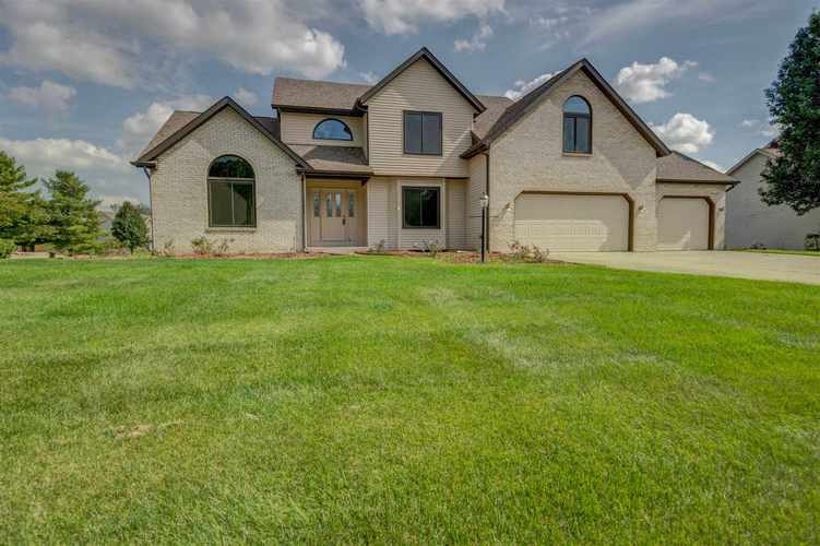 51630  Highland Shores Drive Granger, IN 46530-7923 | MLS 201943350