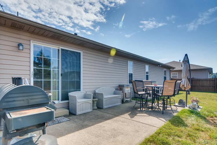 12834 Cold Water Drive Evansville, IN 47725 | MLS 201944259 | photo 21