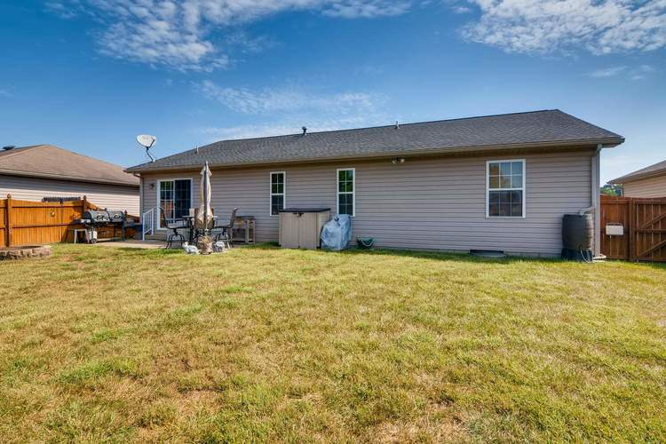 12834 Cold Water Drive Evansville, IN 47725 | MLS 201944259 | photo 23