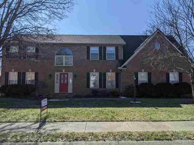 10677  Drexton Place Newburgh, IN 47630 | MLS 201944375