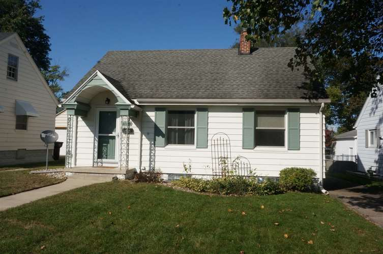 1809 E Donald Streets South Bend, IN 46613-3529   MLS 201944381