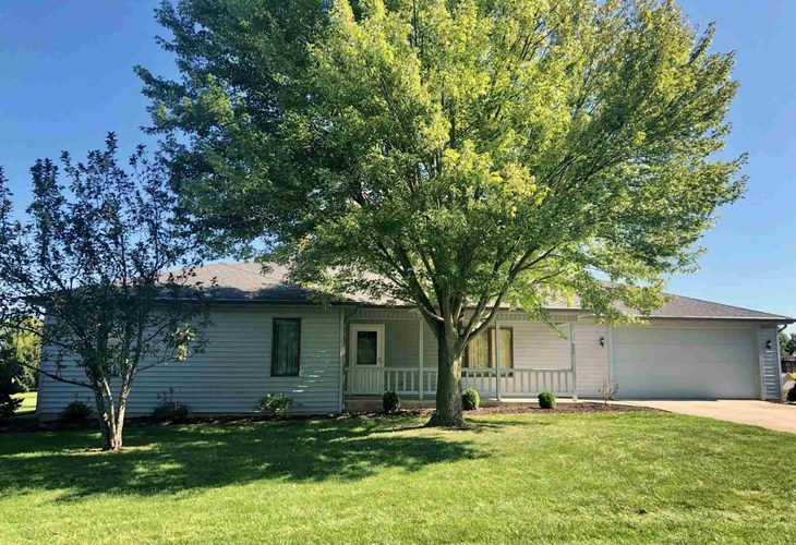 420 N Forest Parkway Columbia City, IN 46725 | MLS 201944395